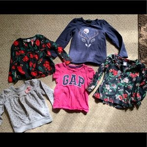 Carters Toddler tops